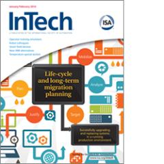 InTech, a common trade magazine.