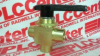 BALL VALVE BRASS 3WAY FEMALE NPT 1/2IN -- B45XF8