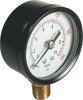 0-200 PSI Bottom Mount Air Pressure Gauge -- 8070369 - Image