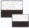 Analog Panel Meters -- ST125 Series