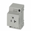 Power Entry Connectors - Inlets, Outlets, Modules -- 277-0804508-ND