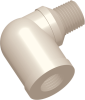 Commercial Grade Thread Standard Elbow Connector Male-Female -- AP03375MFE375N -- View Larger Image