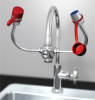 GUARDIAN EyeSafe-X™ Faucet-Mounted Eye Wash -- 1449259