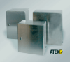 Ex-IGS Stainless Steel Enclosure -- 34003316 00