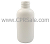 Plastic Bottle, HDPE, Tappered Round, Natural, 32oz -- CPR01101N - 284100320-B - Image