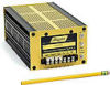 Gold Box Linear Regulated Power Supplies Adjustable Current Limiting -- P0100HX120 - Image
