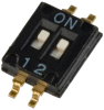 DIP Switches -- GH1374-ND -Image