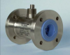 TEFLON® Series Turbine Flowmeters for Corrosive Service -- HO-TF-112F