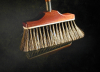 Indoor Floor Broom -- 609