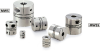 Flexible Couplings - Slit Type - Set Screw Type -- MWS -Image