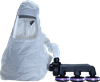 PROFLOW Respiratory Protection Hood 3 PAPR - Image