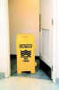 Caution Sign,Wet Floor,Stand,32x45 -- 3LWY4