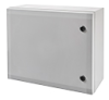 ARCA IEC Enclosure, PC Opaque Cover Double-Bit Lock -- ARCA 403015