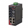 SL-6RS Ethernet Ring Switch with Monitoring, ST 4km -- SL-6RS-4ST-D1