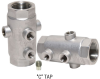 Check Valve Stainless Steel Check Valve 80SSCVFD Stainless Steel Check Valves - Standard Systems or Variable Flow Demand (VFD controlled pumps) -- 80SSCVFD -Image