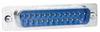 LSZH D-Sub Cable, DB25 Male / DB25 Male, 2.5 ft -- CSMUZ25MM-2.5 -Image