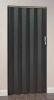 Folding Door,96 x 84 In.,Ebony Ash -- 5DXV3