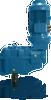 Hansen P4 Vertical Gear Unit