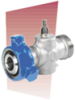 Turbine Flow Meter -- Wing Nut Gas