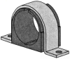 Channel Conduit/Cable Clamp -- PS 016M