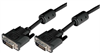 Deluxe DVI-D Dual Link DVI Cable, Male/Male w/Ferrite 5.0 ft -- MDA00014-5F - Image