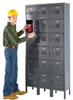 EDSAL 6-Tier Lockers -- 7824492