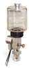 "(Formerly B1763-15X02), Single Feed Electro Lubricator, 9 oz Polycarbonate Reservoir, 5/8""-18 Thread for Remote Mounting, 1/8"" Female NPT Outlet, 120V/60Hz -- B1763-0091B1S51206W -- View Larger Image"