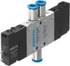 Air solenoid valve -- CPE10-M1BH-5J-QS-4 - Image