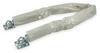 Spring Loaded Crash Chain,Zinc -- 1XMK8
