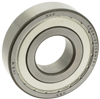 Medium 6300 Series Deep Groove Ball Bearing -- 6303 2ZJEM