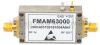 1 dB NF Input Protected Low Noise Amplifier, Operating from 10 MHz to 1 GHz with 30 dB Gain, 17 dBm P1dB and SMA -- FMAM63000 - Image