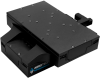 Base & Plus Mechanical-Bearing Direct-Drive XY Linear Stage -- ANT130-XY - Image