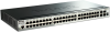 52-Port Gigabit Stackable SmartPro Switch including 4 10GbE SFP+ ports -- DGS-1510-52X