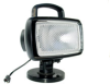 HML-6M-F 35 Watt HID 3200 Lumen Flood Light - 12/24Volts DC - 200lb Grip Magnetic Base -- HML-6M-F