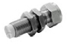 ZS Series, Two Piece Sensor, Harsh Environment 2-wire, Cylindrical, Stainless steel, Ceramic -- ZS-00415-01