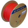 Canare LV77S Coaxial Video Cable 22G Red 153M (500ft) Reel -- CANLV77SRED153M
