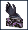 Adenna Shadow Black Nitrile Powder-Free Exam Gloves - Image