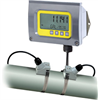 Clamp-On Ultrasonic Flow For Liquids -- FDT-40 Series