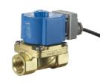 Servo-operated 2-way Proportional Solenoid Valves EV260B