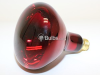 250 Watt, 120 Volt BR40 Red Heat Lamp Reflector Bulb -- B714125