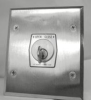 1 KF INTERIOR FLUSH MOUNT KEYSWITCH (1KF) -- 1KF