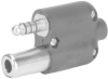 Biaxial Shielded Telephone Plug -- TP-108 - Image