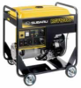Subaru RGV12100 - 10,000 Watt Industrial Portable Generator -- Model RGV12100