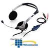 Plantronics LS1 PC Headset -- LS1