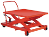 Portable Manual Scissor Lift -- WXP24-15