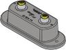 eurofast® Receptacle -- CA-2/FK 4.5