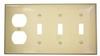 Combination Wallplates -- 80743-I - Image