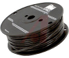Cable, Coaxial; 20 AWG; Solid; 0.195 in.; PVC; 95% TC Braid; Solid PE; Black -- 70140769