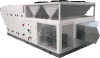 Reznor® MAPSIII Series Packaged Rooftop Units -- Model RDDB370