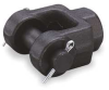 Rod Clevis Mount,Iron,2-2 1/2 In Bore -- 1A347